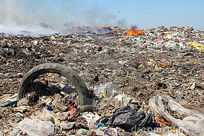 garbage-trash